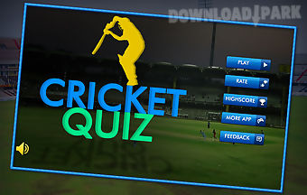 Cricket quiz fever
