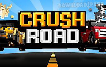 Crush road: road fighter