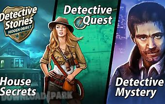 Detective stories: hidden object..