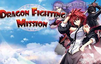 Dragon fighting mission rpg