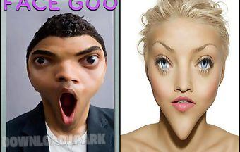 Face goo