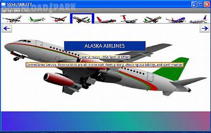 flight tickets usa