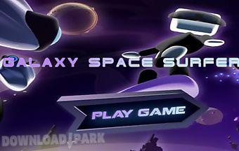Galaxy space surfer