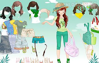 Girl dressup games
