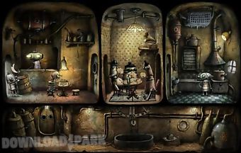 Machinarium optional