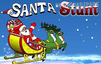 Santa stunt