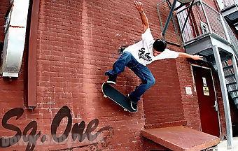 Skater boy temple 2014