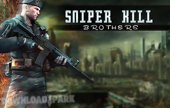 Sniper kill: brothers