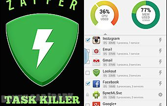 Zapper task killer