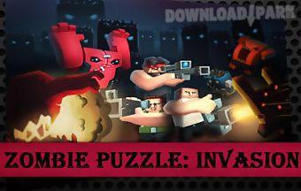 Zombie puzzle: invasion
