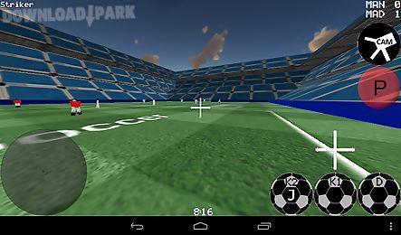 3d soccer Android Juego gratis descargar Apk