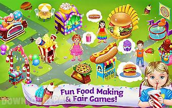Baby food fair - make & play