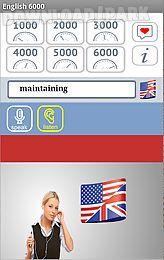 english 6000 free