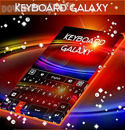 galaxy go keyboard theme