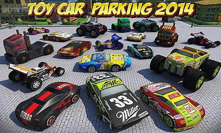 kids toy car rush 3d