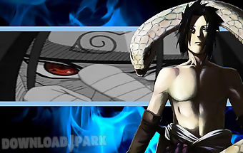 Ninja naruto fan art wallpaper