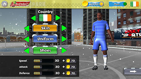 play street soccer 2017