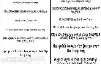 Royal fonts for flipfont free