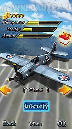 air combat: pacific hero. 1943 war heros 3d