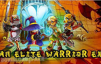 An elite warrior ex