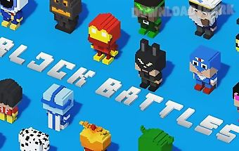 Block battles: heroes at war