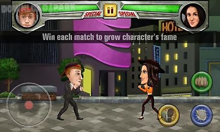 celebrity: street fight