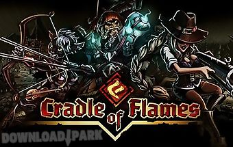 Cradle of flames