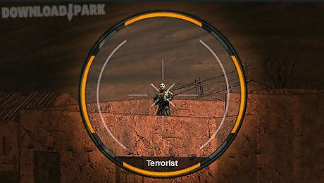 desert sniper: invisible killer