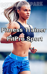 fitness trainer fit pro sport