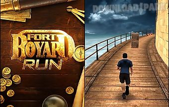 Fort boyard run
