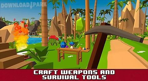 jurassic island: survival simulator