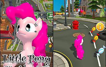 Little pony city adventures