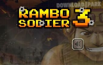 Soldiers rambo 3: sky mission