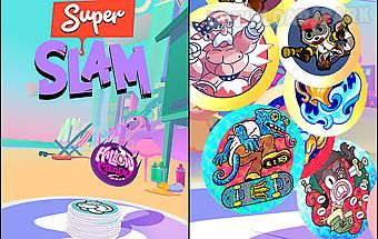 Super slam: pogs battle
