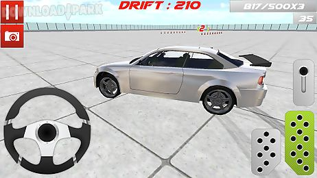 drift simulator - modified car