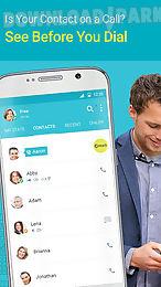 mystate: contact phone status