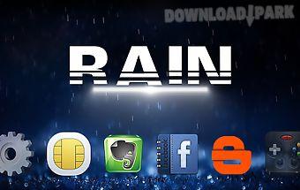 Rain - solo theme