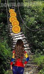subway princess jungle run