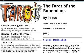 Tarot cards reading & meanings