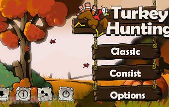 Turkey hunting game