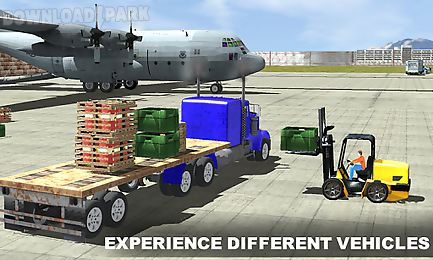 airplane pilot car transporter