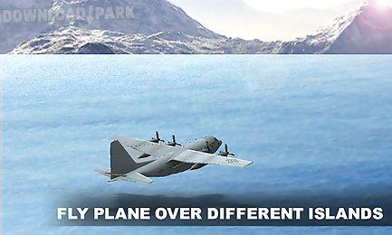 airplane pilot car transporter