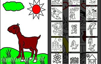 Kid coloring book hd Android App free download in Apk