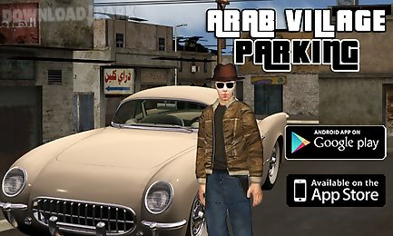 arab village parking king 3d