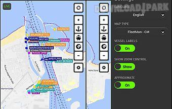 Fleetmon mobile - live ships