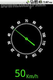 my speed meter