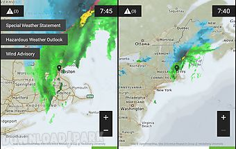 Radar express - weather radar