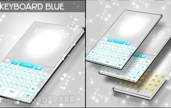Blue keyboard free