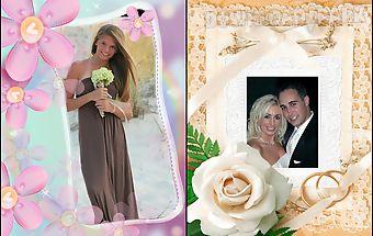 Love & romantic photo frames
