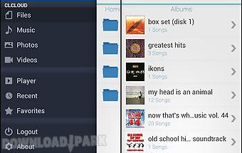 Tonido file access share sync